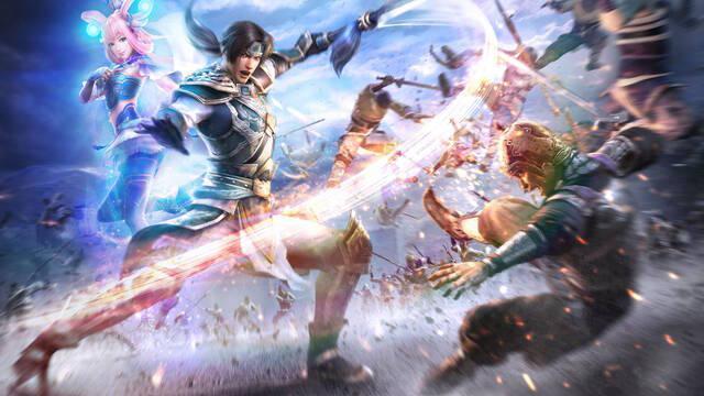 Dynasty Warriors: Godseekers confirma su lanzamiento en Europa para PS4 y Vita