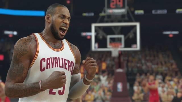 2K los accesorios de activididad física Fitbit y NBA 2K17 serán compatibles