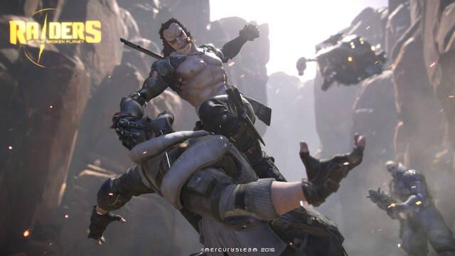 Raiders of The Broken Planet nos presenta su teaser con motivo del E3