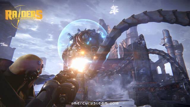 Gamelab: MercurySteam presenta Raiders of the Broken Planet