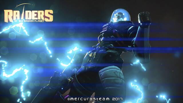 El Dr. Kuzzman llega a Raiders of the Broken Planet