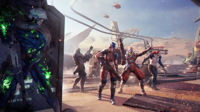 MercurySteam muestra el progreso en Raiders of the Broken Planet