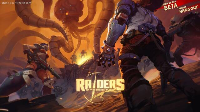 Raiders of the Broken Planet inicia su beta abierta en One, PS4 y PC