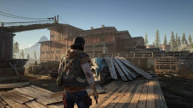 E3 2018: Un mundo abierto sin pantallas de carga en Days Gone