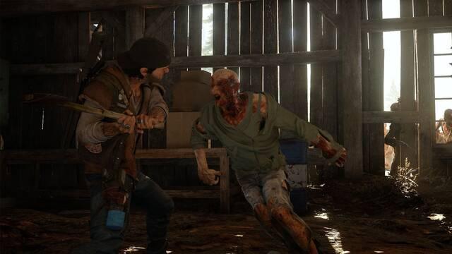 Sony anuncia con un tráiler y una demostración jugable Days Gone