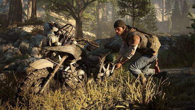 Days Gone recibe una actualización de 10 GB para solucionar errores