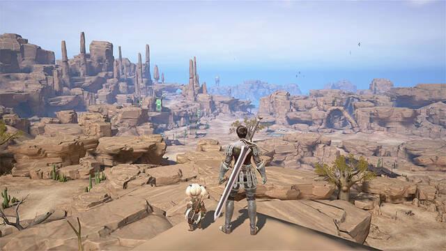 Nuevas imágenes de Final Fantasy XI Reboot para móviles