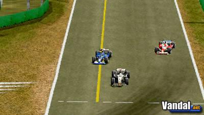 E3: Nuevas imágenes de F1 Grand Prix