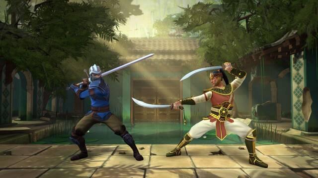 Primer tráiler e imágenes de Shadow Fight 3