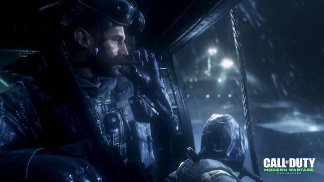 Call of Duty: Modern Warfare Remastered no se venderá por separado