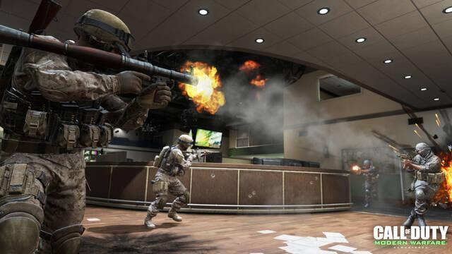 El pack Mapas Variados de Modern Warfare Remastered llega a Xbox One y PC