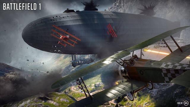EA y DICE presentan el tráiler del E3 de Battlefield 1