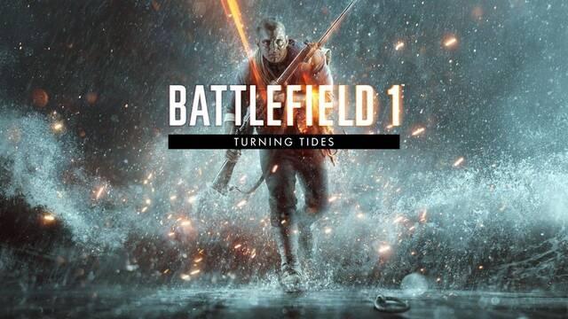 Así es Turning Tides, la nueva expansión de Battlefield 1