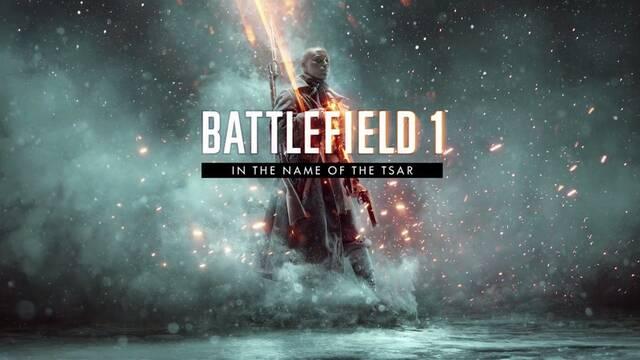 In the Name of the Tsar de Battlefield 1 se muestra por primera vez
