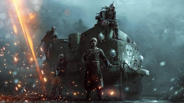 Battlefield 1: Este es el contenido de la actualización In the Name of the Tsar