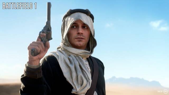 La campaña de Battlefield 1 se compondrá de cinco historias distintas