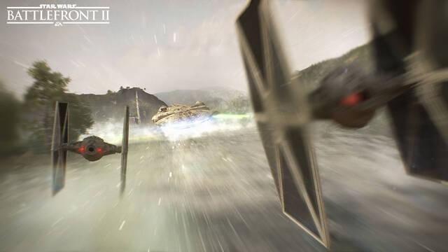 Criterion Games quiere que 'te sientas como un piloto' en Star Wars: Battlefront II