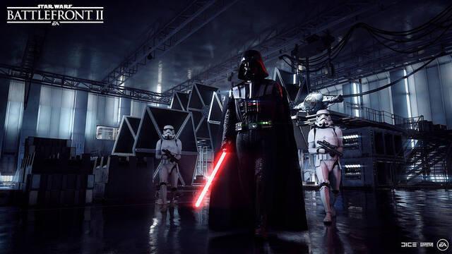 Las ventas de SW Battlefront II descienden un 60% respecto al primero
