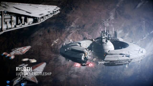 Los mapas de Star Wars Battlefront II tendrán su propia narrativa