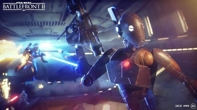 """Star Wars Battlefront II recibirá el  modo """"Supremacía Capital"""" mañana"""