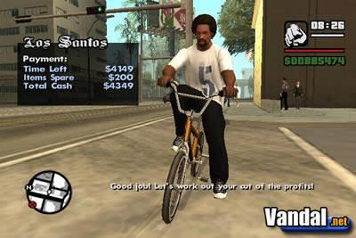 Nuevas imágenes y vídeo de GTA: San Andreas Xbox y PC