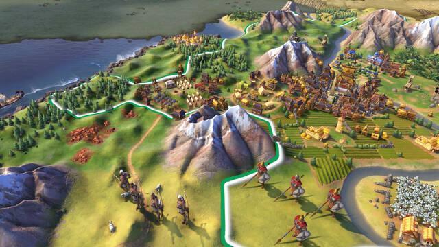 Nuevas imágenes de Sid Meier's Civilization VI