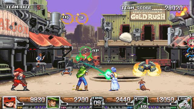 Wild Guns Reloaded llegará este verano a PC