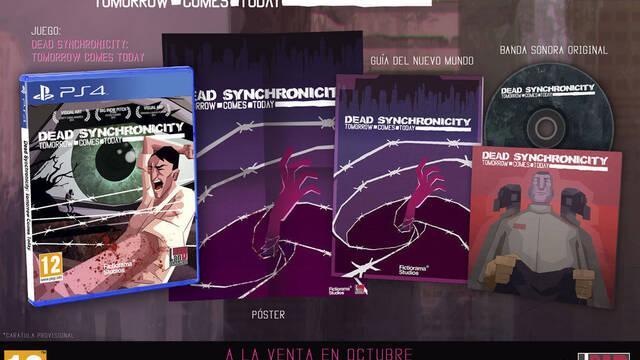 BadLand Games detalla los contenidos de la edición física de Dead Synchronicity