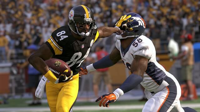 Madden NFL 18 usará el motor gráfico Frostbite de EA