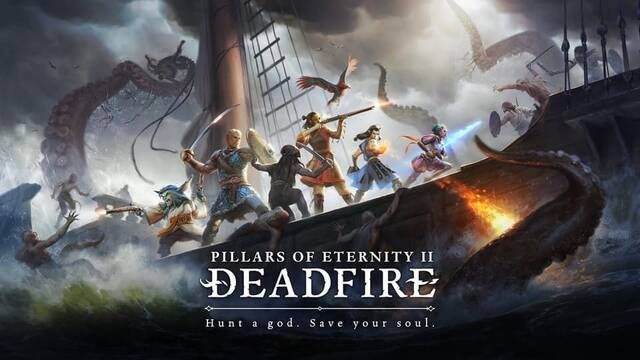 Pillars of Eternity II: Deadfire se retrasa y llegará a PC el 8 de mayo