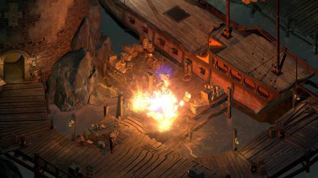 Todo sobre el sistema de combate de Pillars of Eternity 2: Deadfire