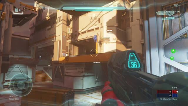 Ya están disponibles Anvil's Legacy de Halo 5 y Halo 5: Forge para Windows 10