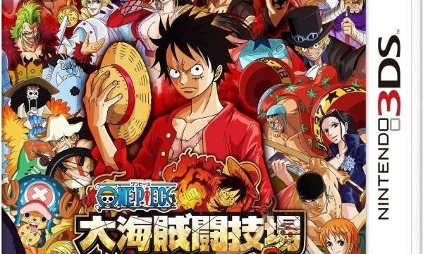Primer tráiler de One Piece: Great Pirate Colosseum