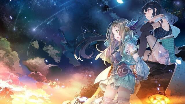 Nuevas imágenes de Atelier Firis: The Alchemist of the Mysterious Journey