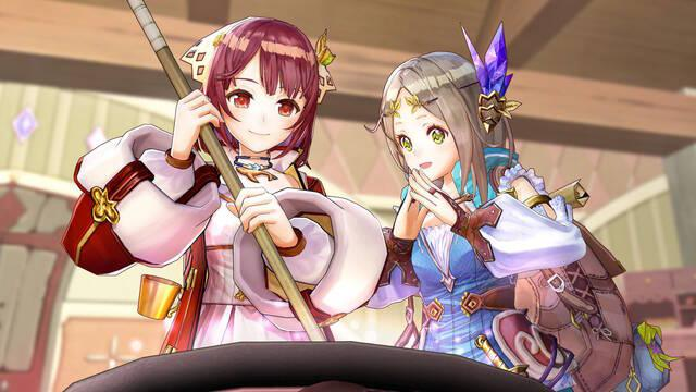 Atelier Firis: The Alchemist and the Mysterious Journey se lanzará el 10 de marzo