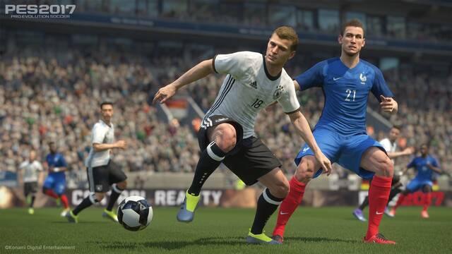 Konami: 'La jugabilidad de PES 2017 será la clave de todo'
