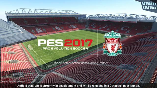Pro Evolution Soccer 2017 ya cuenta con una versión de prueba gratuita