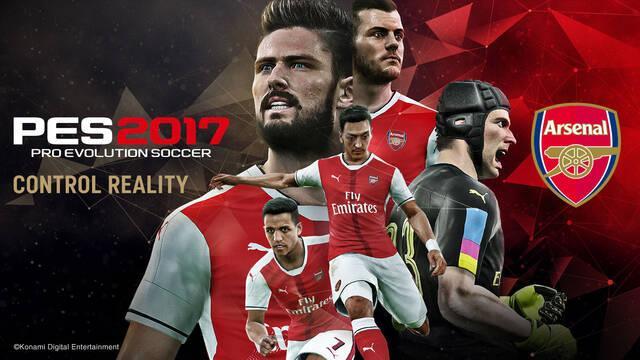 PES 2017 se deja ver en tráiler e imágenes con motivo del E3