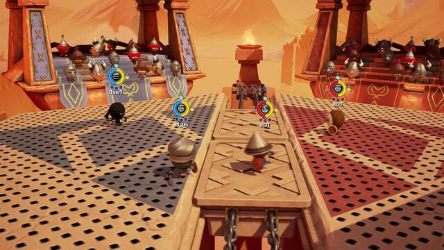 World of Warriors llega a PS4 el 21 de marzo