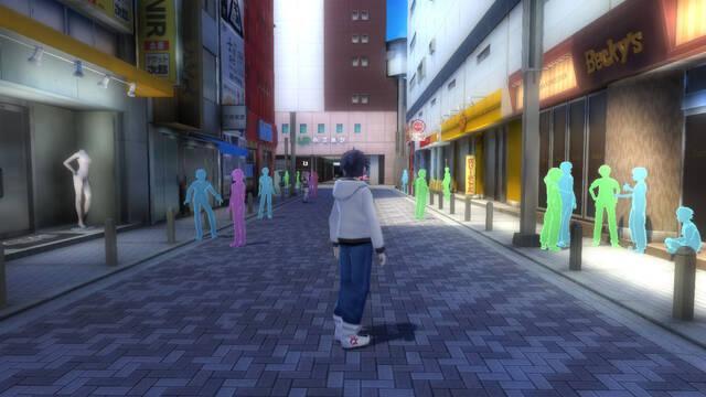 Yamato Hongo se deja ver en Akiba's Beat