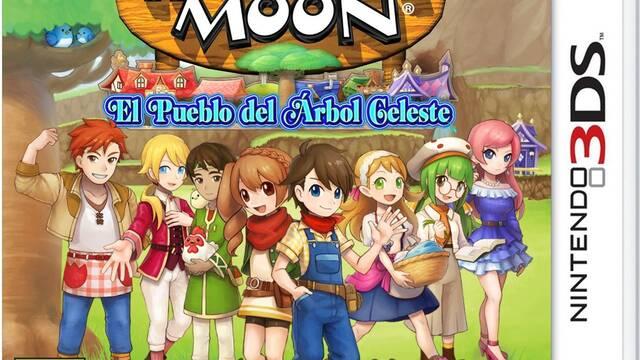 Harvest Moon: El pueblo del árbol celeste se lanza en Europa