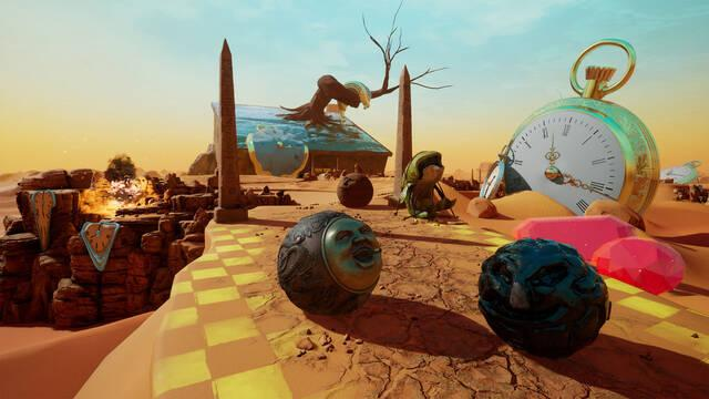 Rock of Ages II: Bigger & Boulder llega a Nintendo Switch el 14 de mayo