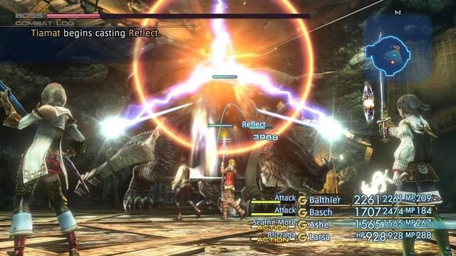 Square Enix consideró realizar un nuevo juego con el sistema de Gambits de Final Fantasy XII