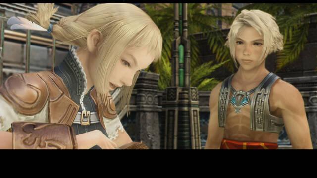 Nuevas imágenes y tráiler de Final Fantasy XII The Zodiac Age