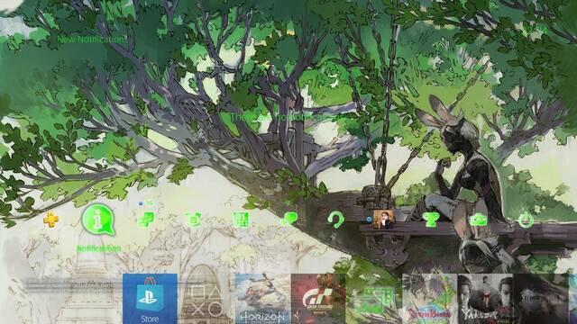 Square Enix regala un tema de PS4 inspirado en FF XII The Zodiac Age