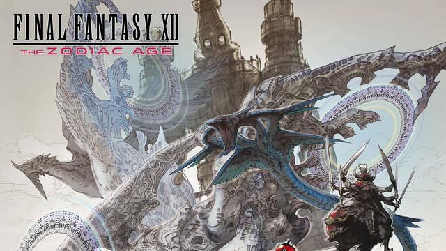 Final Fantasy XII The Zodiac Age muestra su demo del E3 2017