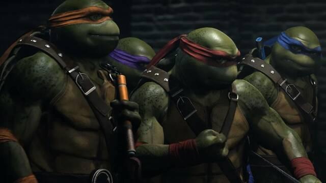 Tortugas Ninja, Átomo y Encantadora pronto se sumarán a Injustice 2
