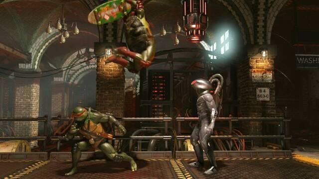 Las Tortugas Ninja vuelven a dejarse ver en Injustice 2