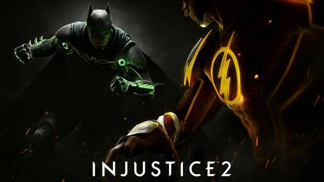 Comienza la beta abierta de Injustice 2 en PC