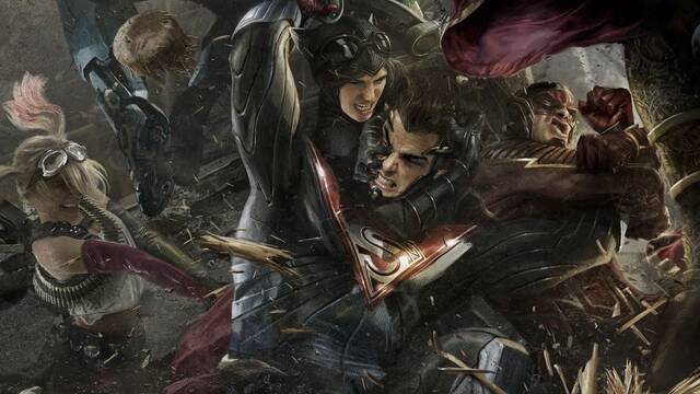 Injustice 2 anuncia su prueba gratuita en Xbox One y PS4